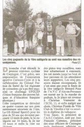 Le Critérium de Carpiagne 2006