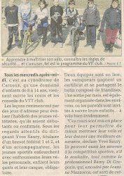 Les Jeunes à l'affiche ! Février 2009
