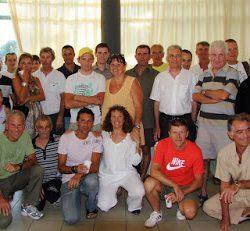 La Provence au vin d'honneur - Août 2009