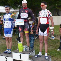 Le Critérium de Carnoux 2011 - Les Podiums