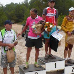 Résultats du Critérium de Carpiagne 2011