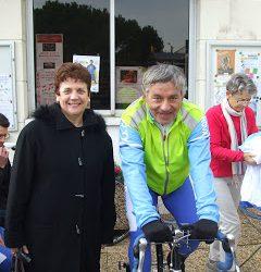 Le Téléthon 2011 à Carnoux-en-Provence