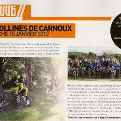 Les Collines de Carnoux 2012 dans XCountry Magazine