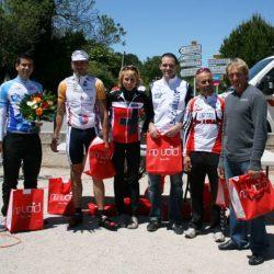 Podium pour Pablo au Grand Prix Vélo Plus Beaumont de Pertuis 2013 !