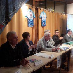 L'Assemblée Générale 2014 - Les 25 ans de l'AS Carnoux Cyclo - Samedi 29 Novembre