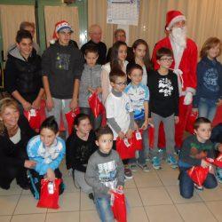 L'Arbre de Noël des Jeunes Vététistes 2014