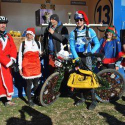 La Rando VTT de Noël 2014 - Le Plus Beau Vélo Décoré pour Nicolas !