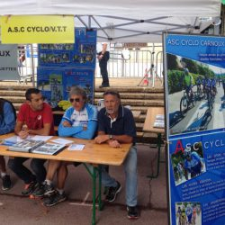 Le Forum des Associations de Carnoux en Provence 2015 - Samedi 12 Septembre