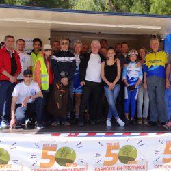 Le Critérium de Carnoux 2016 Résultats Photos