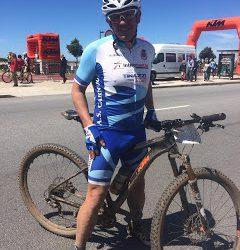 Carlos participe à son 10ème Marathon VTT Luso Galaico Esposende au Portugal
