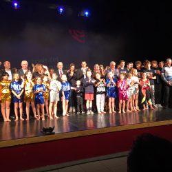 PRESSE DES TROPHEES SPORTIFS 2017 DE CARNOUX
