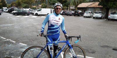 FRANCIS AU CYCLO-CROSS DE BOLLENE