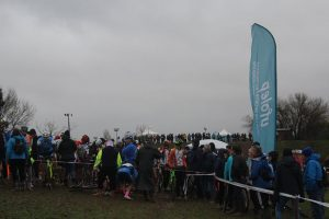 ERIC AU CHAMPIONNAT DE FRANCE CYCLO-CROSS UFOLEP